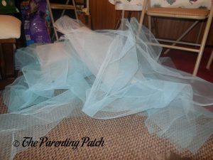 Tulle in Seedling Create Your Own Ice Princess Tutu
