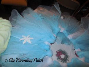 Decorating with the Seedling Create Your Own Ice Princess Tutu
