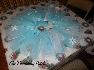 Finishing the Seedling Create Your Own Ice Princess Tutu