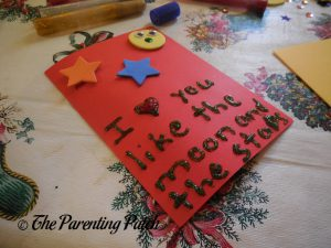 Love Card from the Seedling Creative Cardmaking Kit