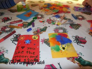 Making Cards with the Seedling Creative Cardmaking Kit