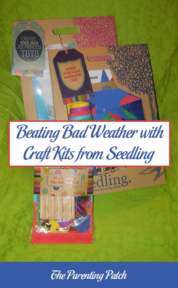 Beating Bad Weather with Craft Kits from Seedling