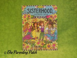 Cover of Color Sisterhood Coloring Book