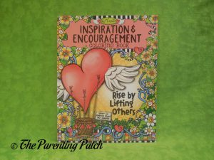 Cover of Inspiration & Encouragement Coloring Book