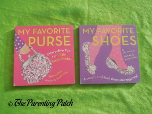 'My Favorite Shoes' and 'My Favorite Purse'