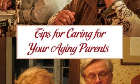 Tips for Caring for Your Aging Parents