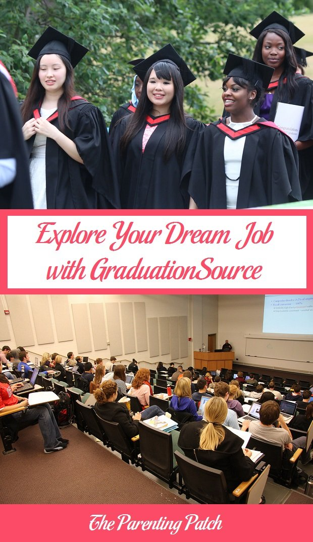 Explore Your Dream Job with GraduationSource