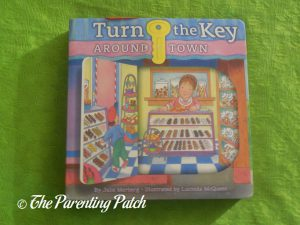 Cover of 'Turn the Key Around Town'