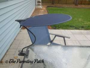 The Original Sunscreen on Outdoor Table Set