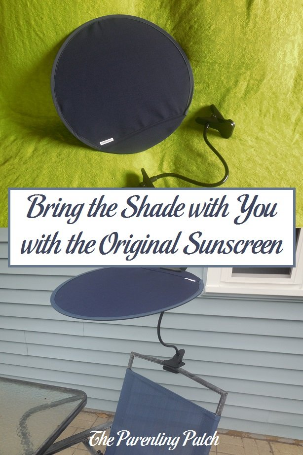 Bring the Shade with You with the Original Sunscreen
