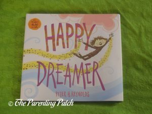 Cover of 'Happy Dreamer' with Dust Jacket