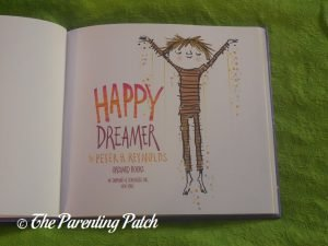 Inside Pages of 'Happy Dreamer' 1
