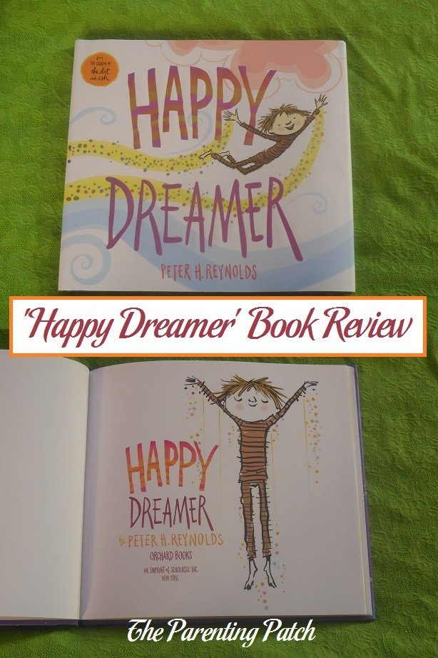 Happy Dreamer Book Review Parenting Patch