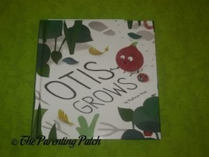 Cover of 'Otis Grows'