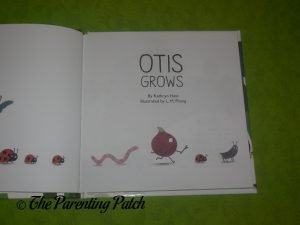Inside Pages of 'Otis Grows' 1