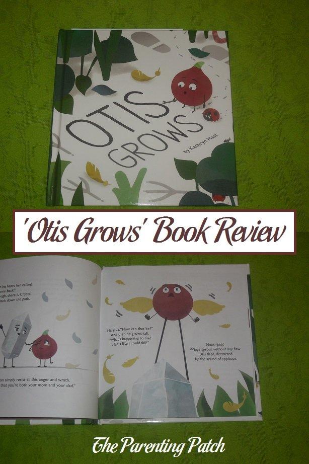'Otis Grows' Book Review