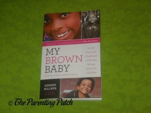 Front Cover of 'My Brown Baby'