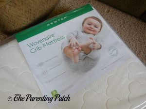 Front Info Insert of Wovenaire® Crib Mattress