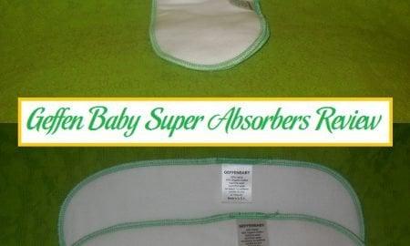Geffen Baby Super Absorbers Review