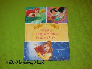 Cover of 'Dream Big, Princess: Belle's Special Edition'