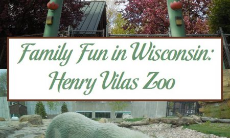 Family Fun in Wisconsin: Henry Vilas Zoo