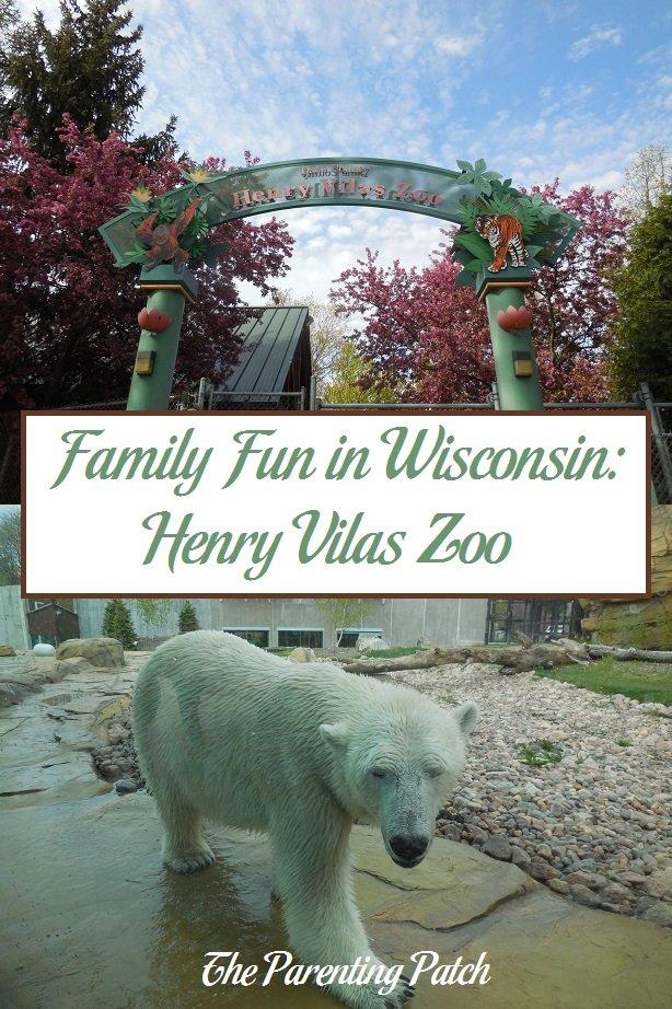 Family Fun in Wisconsin: Henry Vilas Zoo