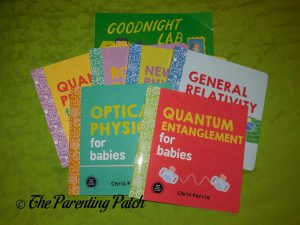 Baby University Science Books for Toddlers