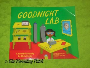 Cover of Goodnight Lab