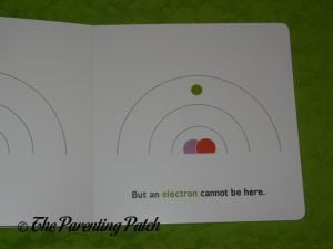 Inside Page of Quantum Physics for Babies