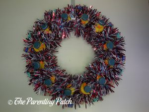 Patriotic Duck-oration Wreath