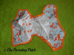Interior of Snap ecoAble Cloth Diaper Cover