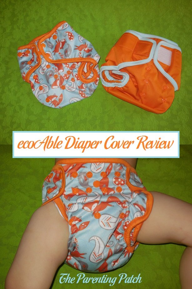 ecoAble Diaper Cover Review