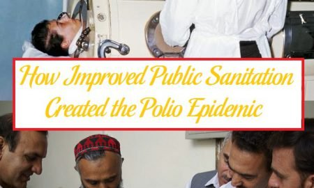 How Improved Public Sanitation Created the Polio Epidemic