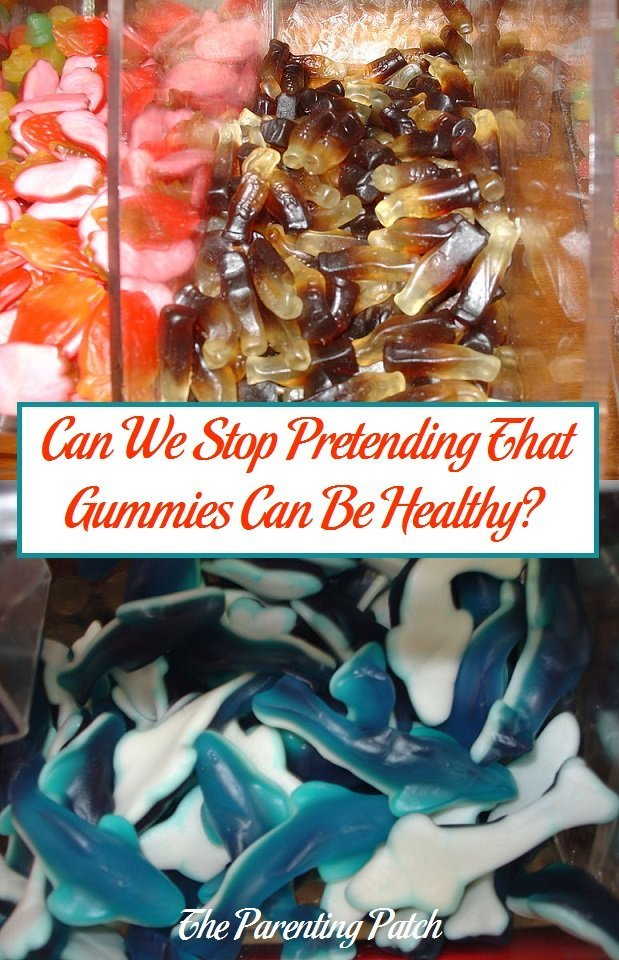 Can We Stop Pretending That Gummies Can Be Healthy?