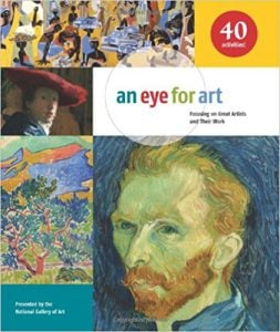 An Eye for Art Focusing on Great Artists and Their Work
