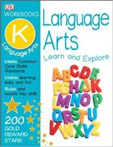 DK Workbooks Language Arts, Kindergarten