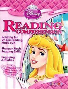 Disney Princess Reading Comprehension