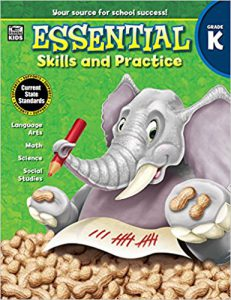 Essential Skills and Practice, Grade K