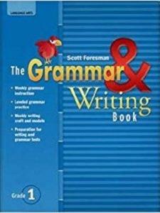 The Grammar & Writing Book Grade 1