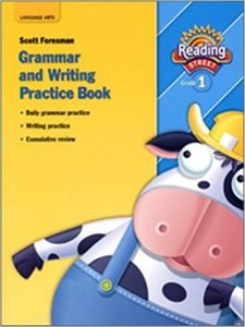 Grammar and Writing Practice Book Grade 1