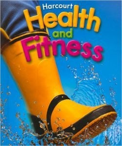 Harcourt Health & Fitness Grade 1 Textbook