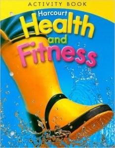 Harcourt Health & Fitness Grade 1 Workbook