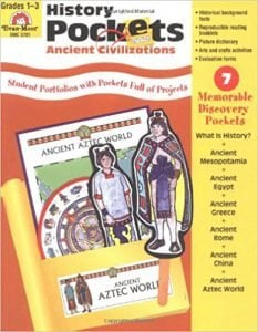 History Pockets: Ancient Civilizations, Grades 1-3