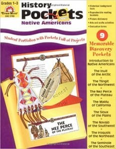 History Pockets: Native Americans, Grades 1-3