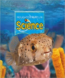 Houghton Mifflin Science Level K Textbook