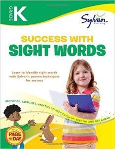 Kindergarten Success with Sight Words