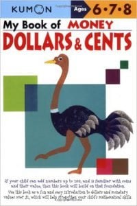 My Book of Money: Dollars and Cents
