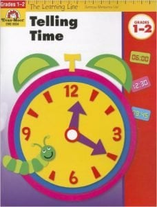 Telling Time: Grades 1-2