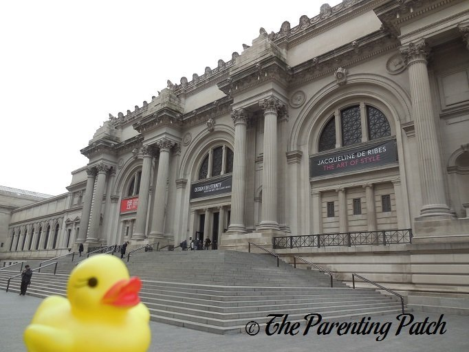 The Duck and the Metropolitan Museum of Art