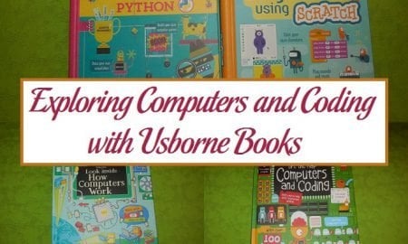 Exploring Computers and Coding with Usborne Books